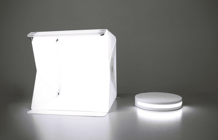 Rotating Lightbox
