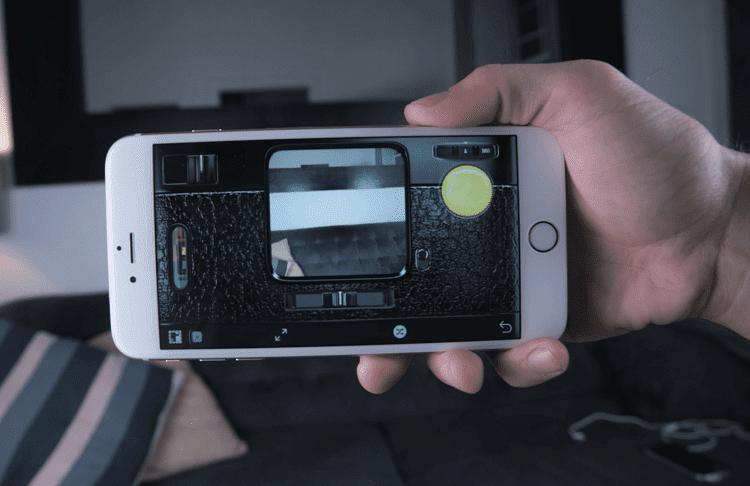 Using Custom Camera App On Iphone