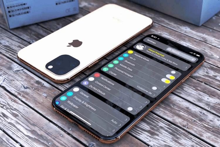 White Iphone 11