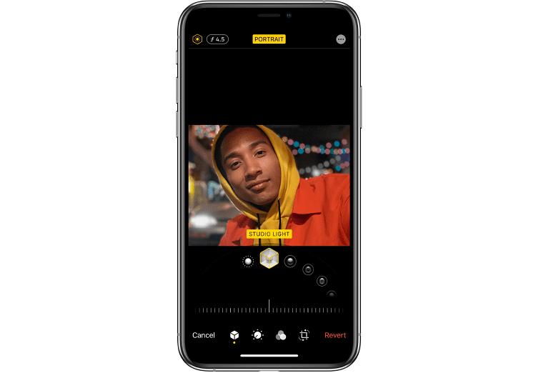 Iphone Lighting Edit
