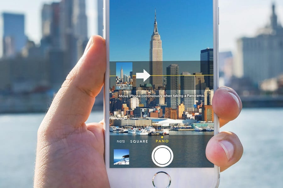 Get The Perfect Panorama Pictures With Your IPhones