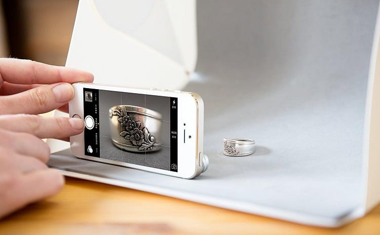 Photographing Ring