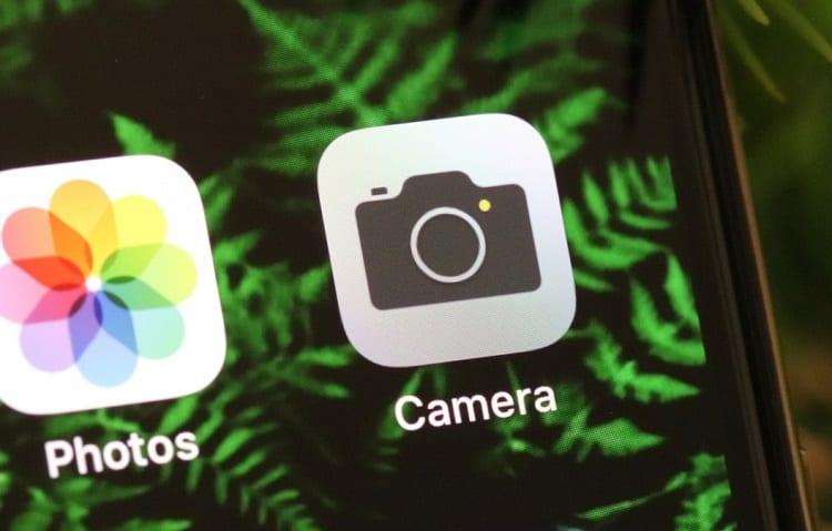 Camera App Iphone