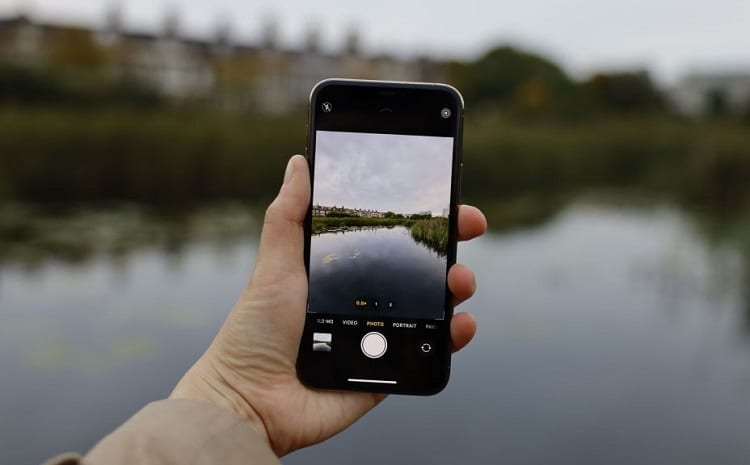 Using Iphone For Photography